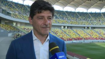 AMR fix 1 an pana la primul meci gazduit de National Arena la EURO 2020. VIDEO
