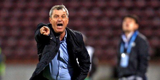 Mircea Rednic a rabufnit la adresa lui Ionut Negoita!  Pai mai du-te si anul asta cu New Dinamo! Asa prost sa fiu?  Atac extrem de dur al fostului antrenor!