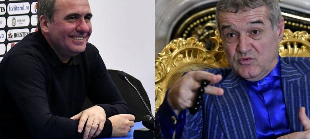 """Hagi i-a facut oferta """"magicianului"""" de la FCSB! Lovitura incercata de """"Rege"""" in aceasta vara, in care va juca din nou in preliminariile europene"""