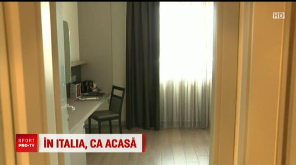EURO U21 | Mancati fotbal pe paine! :) Bucatar sef din Cluj la hotelul de 5 stele in care este cazata nationala Romaniei! Euro incepe duminica: Istvan Kovacs arbitreaza primul meci