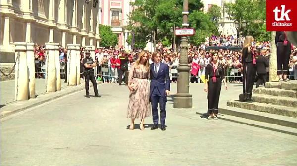 Sergio Ramos s-a insurat cu o femeie cu 8 ani mai in varsta decat el! Eveniment urias la Sevilla, cu peste 500 de invitati si AC/DC in concert! Ronaldo, marele absent!