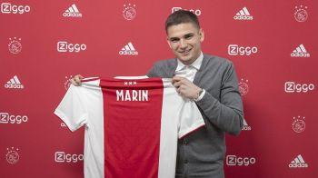 """""""Real Madrid l-a lasat pe Jovic! Putea si Ajax sa il lase pe Razvan Marin"""" Cine sare in apararea lui Razvan Marin! Olandezii, criticati!"""