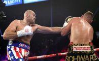 """Tyson Fury a facut spectacol in Las Vegas! """"Nu poate fi atins!"""" Momentul in care fanii s-au ridicat in picioare! VIDEO FABULOS"""