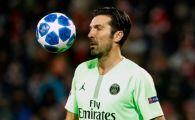 """Buffon a dezvaluit motivul real pentru care a plecat de la PSG!""""Am renuntat la multi bani"""" Unde poate ajunge portarul de legenda"""
