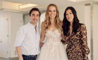 Caroline Wozniacki, nunta de poveste in Italia! Serena Williams si Angelique Kerber, prezente la petrecere!