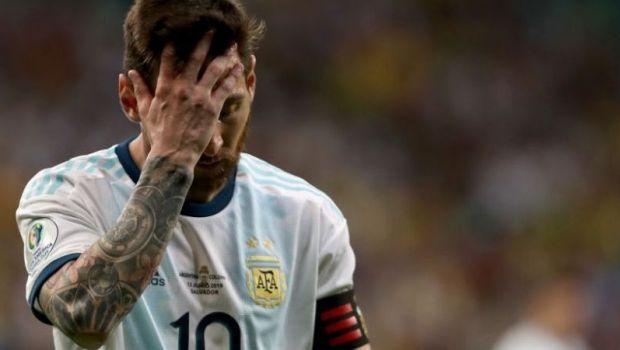 I-a bagat in sedinta dupa infrangerea cu Columbia! Discurs de 40 de minute al lui Messi! Ce le-a spus colegilor sai in vestiar!  NU exista scuze