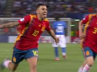 ITALIA - SPANIA 2-1 LIVE, la EURO U21 | Doua dintre cele mai scumpe nationale de la turneul final, fata in fata intr-un adevarat Clasico. Italienii intorc scorul