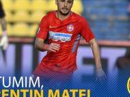 UPDATE: Florentin Matei a semnat! Mijlocasul ramane in Liga 1 dupa despartirea de FCSB! Unde va juca