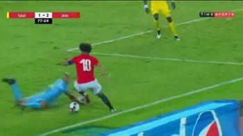 One-man SHOW! Driblingul cu care Salah l-a DISTRUS pe portarul advers! Ce a putut sa-i faca