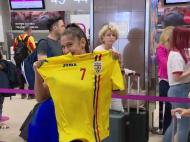 Surpriza frumoasa pentru Florinel Coman! Jucatorul FCSB-ului va fi sustinut din tribuna de iubita lui, la meciul Romaniei U21 cu Croatia U21