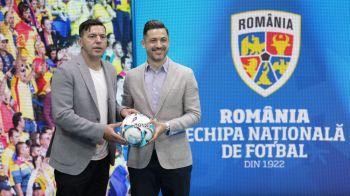 """EURO U21: Contra a venit in cantonamentul nationalei U21: """"Vor fi multe surprize!"""" Mesaj pentru Radoi"""