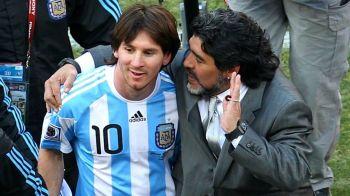 "COPA AMERICA 2019: Maradona i-a facut PRAF pe Messi&co: ""Tricoul asta il simti, in p***a ma-tii! Ne bate si Tonga!"""