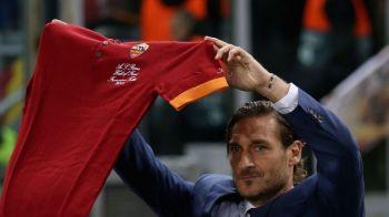 """O legenda a Romei a plecat! Francesco Totti a PARASIT clubul! """"Simt ca mai bine as fi murit!"""" Mesaj dur pentru patronii americani"""