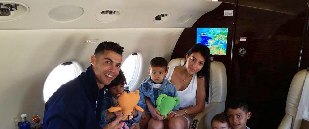 """ATAC la iubita lui Cristiano Ronaldo! """"E doar o piesa de mobilier"""" Ce personaj o critica pe Georgina Rodriguez"""