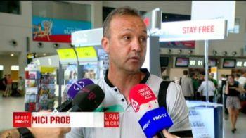 Craiova pregateste o mutare surpriza: un fost dinamovist, aproape de transfer! Oltenii au facut senzatie la plecarea in Austria: ce tatuaj si-a facut Fortes :)