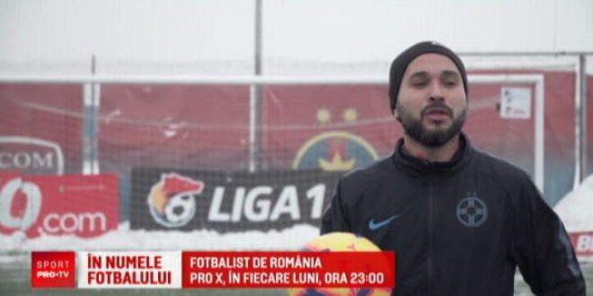 Alibec a recunoscut la  Fotbalist de Romania  ca e dependent de jocurile pe calculator! Ce jucator din Liga 1 e fan inrait al  Las Fierbinti