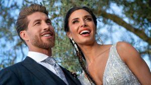 Scumpă distracţie! Nunta lui Sergio Ramos cu Pilar Rubio, în detaliu