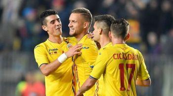 ROMANIA U21 - CROATIA U21 4-1 | Romania, dezlantuita! DEBUT FABULOS al nationalei la EURO! Doua goluri, validate cu VAR