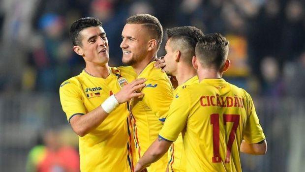 ROMANIA U21 - CROATIA U21 LIVE 2-1 | Romania, dezlantuita! Ianis marcheaza si el dupa ce sutul lui Puscas a fost respins de pe linia portii