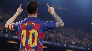Pro Evolution Soccer si-a schimbat numele! Un star de la Barca, in spatele strategiei rivalului FIFA 20