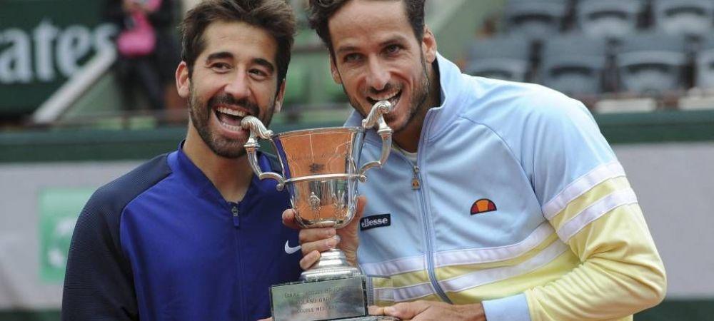 Spaniolii Feliciano si Marc Lopez, acuzati ca ar fi implicati in trucarea meciurilor din tenis! Cutremur urias