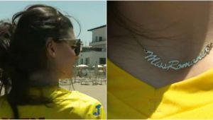 ROMANIA U21: Iubita Miss a venit sa-l sustina pe Adi Petre la EURO! Ce surpriza i-a pregatit tanara. FOTO