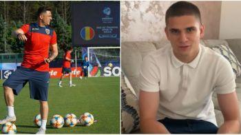 "ROMANIA U21: Razvan Marin, mesaj special pentru jucatori inaintea debutului la EURO U21: ""Imi pare rau ca nu sunt acolo"" VIDEO"
