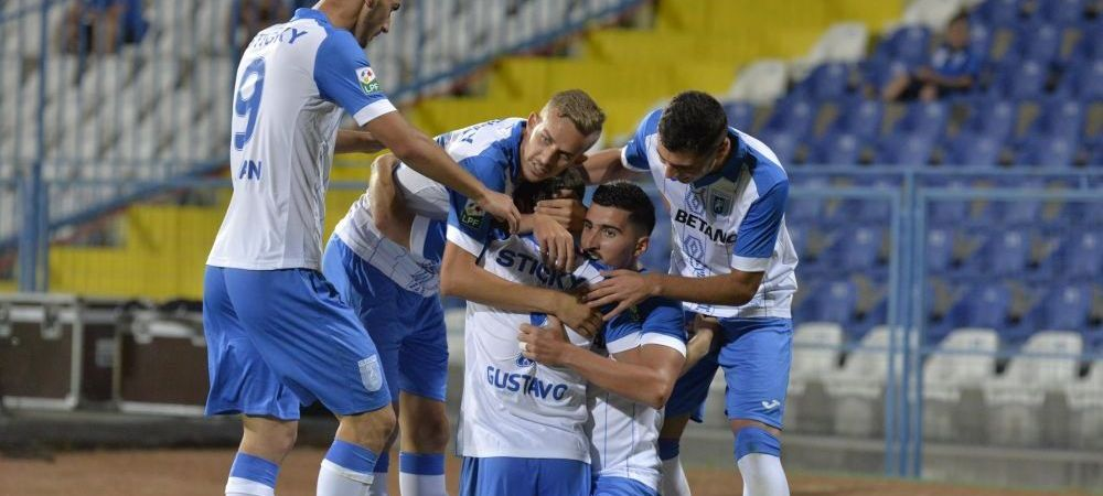 Craiova - FK Sabail, in Europa League | Oltenii au avut noroc la tragerea la sorti: dau peste o echipa infiintata in urma cu 3 ani si trimisa direct in prima liga