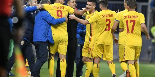 ROMANIA - CROATIA 4-1, la EURO U21 |  E BOBO VIERI DE ROMANIA . Fotbalistul care i-a cucerit pe italieni dupa meciul de debut la EURO