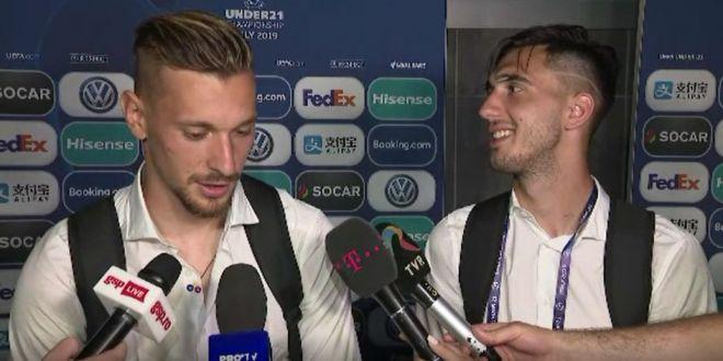 ROMANIA - CROATIA 4-1 la EURO U21 | Radu:  Am spus ca avem o echipa fantastica si putem face mari surprize! Asta e una dintre ele!  Cum au reactionat Coman si Nedelcearu