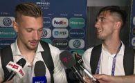 "ROMANIA - CROATIA 4-1 la EURO U21   Radu: ""Am spus ca avem o echipa fantastica si putem face mari surprize! Asta e una dintre ele!"" Cum au reactionat Coman si Nedelcearu"