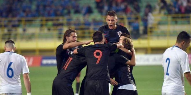 ROMANIA-CROATIA 4-1 la EURO U21 | Vedeta din nationala Croatiei care nu ar spune NU unui transfer la FCSB!  Da! SPER!