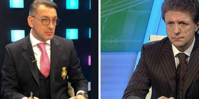 Gica, da-l pe Popescu la telefon, are Ilie sa ii spuna ceva! . Dumitrescu:  Baluta a fost peste tine . Replica  Baciului