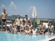 EURO U21 | Recuperare la piscina pentru eroii lui Radoi. Super galerie FOTO dupa victoria de vis cu Croatia