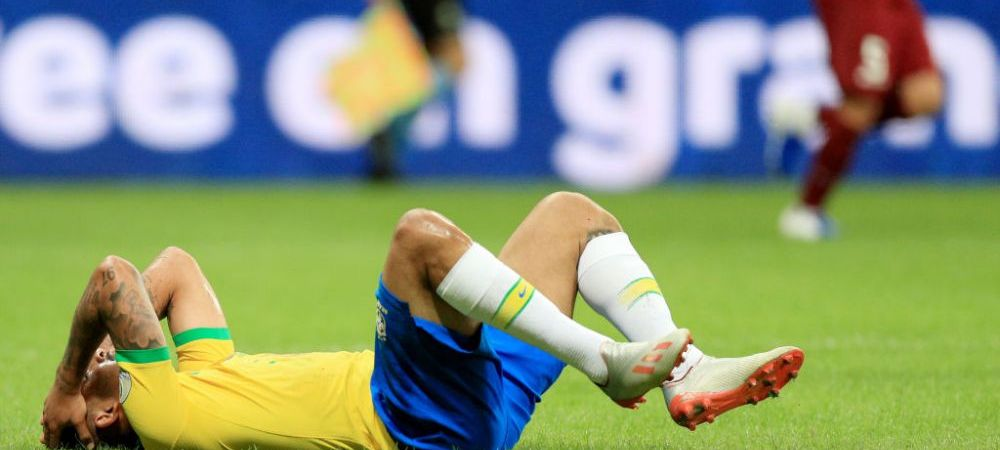 "COPA AMERICA   Momente incredibile pentru nationala Braziliei! Fanii i-au HUIDUIT, echipa e in pericol sa fie eliminata inca din grupe: ""E frustrant, nu ajuta pe nimeni situatia!"""