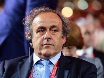 Michel Platini, eliberat din detentie! Primele declaratii dupa audieri:  M-au retinut imediat si asta a durut!