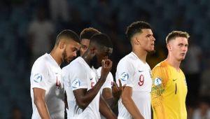 """EURO U21   Semnal de alarma tras de englezi dupa ce Romania a distrus-o pe Croatia in primul meci! Ce a spus selectionerul Angliei: """"Trebuie neaparat sa castigam!"""""""
