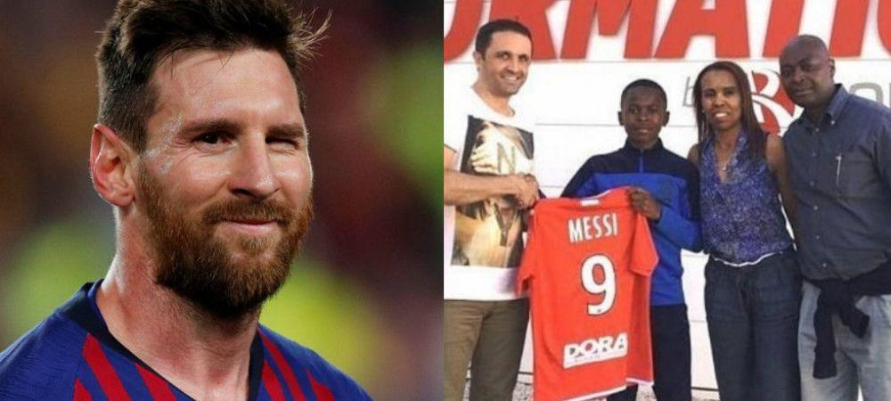 """Bine ai venit, Messi!"" Un club din Franta a starnit zambete dupa ultimul transfer anuntat"