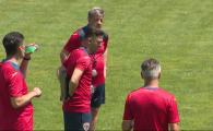 ROMANIA U21 LA EURO | Contra si Sanmartean, distractie cu pustii de la U21. Titularii, la recuperare dupa victoria URIASA contra Croatiei