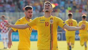 "EURO U21: ""Hagi jr inscrie la 25 de ani de la reusita tatalui sau"" Gazzetta dello Sport, despre momentele fabuloase ale Romaniei!"