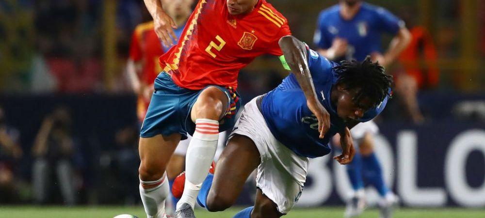 EURO U21 | Spania - Belgia 2-1! Spania da lovitura in ultimul minut de joc! Belgia, OUT DE LA EURO