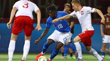 EURO U21   Italia - Polonia 0-1! Surpriza URIASA: Polonia invinge Italia si arunca in aer grupa! Trei echipe lupta pentru calificare! Belgia, OUT