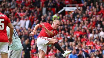 """PARIURILE lovesc din nou! O LEGENDA a lui Manchester United a fost amendata dupa ce a pariat! """"A fost o greseala din partea mea"""""""