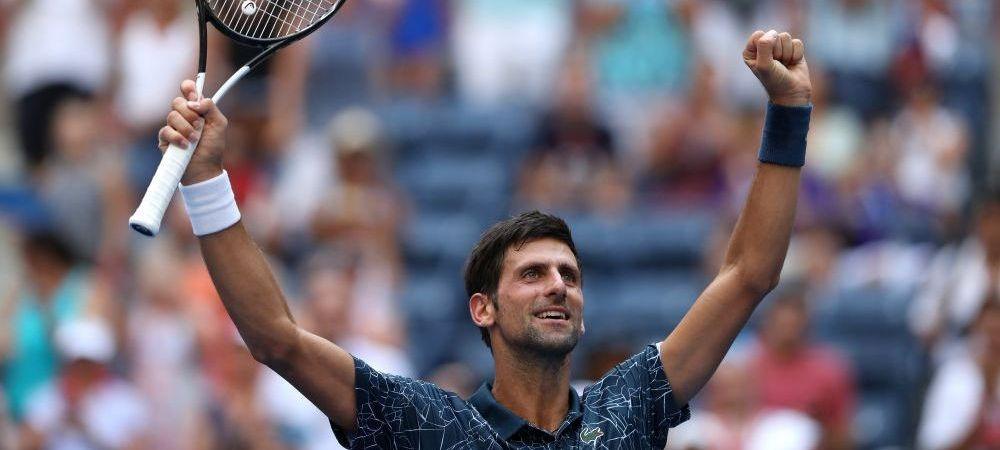 Novak Djokovic ii da replica rebelului Kyrgios dupa atacurile australianului din spatiul public