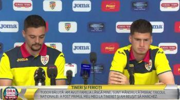 """ROMANIA LA EURO U21   """"Tricolorii"""" vor un MECI ISTORIC cu Anglia: """"Sper nu depindem de alte rezultate! Daca pierdeam cu Croatia, da, aveam foarte mult de calculat!"""""""