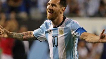 Nationala, singurul minus din cariera lui Messi! Argentina, singurul punct nevralgic din cariera lui Messi