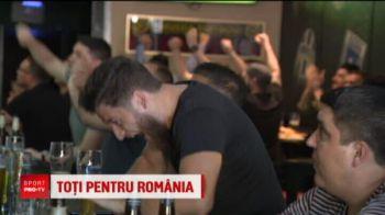 ROMANIA la EURO U21   Victoria contra Croatiei i-a scos pe romani in strada: cum s-au bucurat fanii ramasi in tara