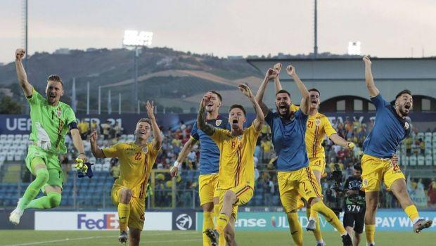 JUCAM ACASA! Romania - Anglia se va juca pe un stadion colorat in galben: UEFA estimeaza 10.000 de romani si doar 500 de englezi!