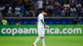 Messi e la un pas de eliminare din Copa America! Argentina, doar 1-1 cu Paraguay. VIDEO