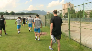 Aparitie surpriza in cantonamentul FCSB! Jucatorul de 10 milioane de euro care se antreneaza cu stelistii la Brasov